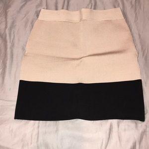 Bebe size small miniskirt! Worn once!